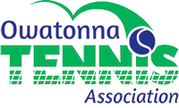 Owatonna Tennis Association Logo